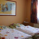 Schlafzimmer im Gästezimmer Weingut Dobler