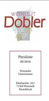 Preisliste 05/2014