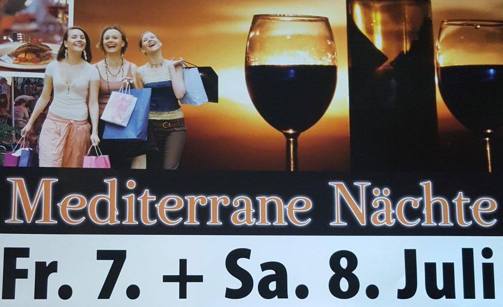 Mediterrane Nächte Beutelsbach 2017