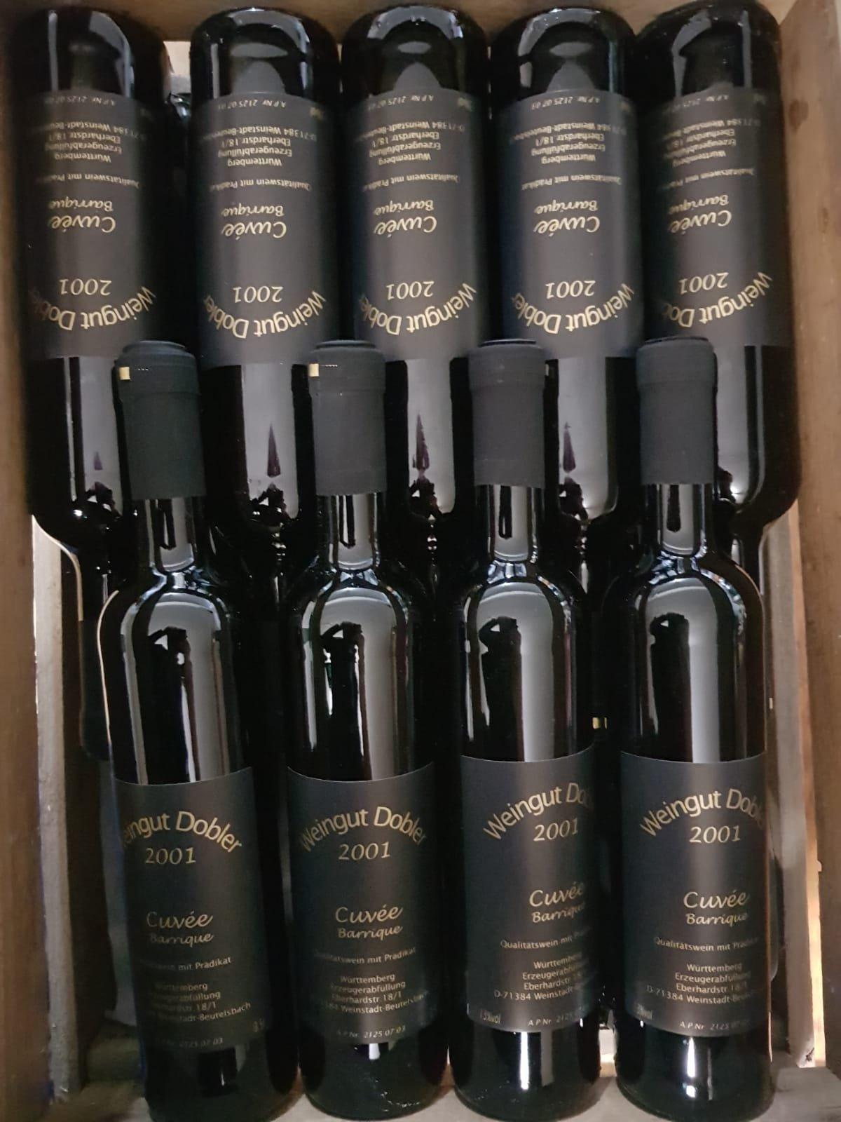 Weingut Dobler 2001 Cuvée Cabernet