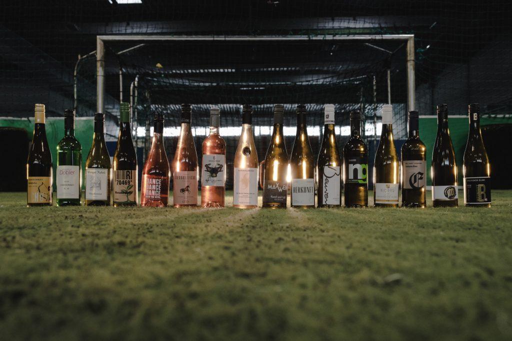 Weinprobe Jungwinzercup 2020