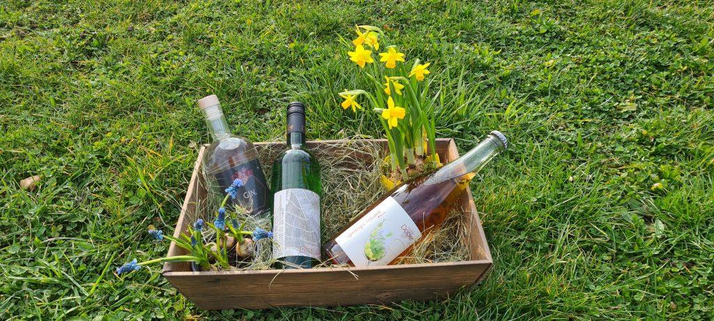 Oster-Nest mit Weingut Dobler Gin