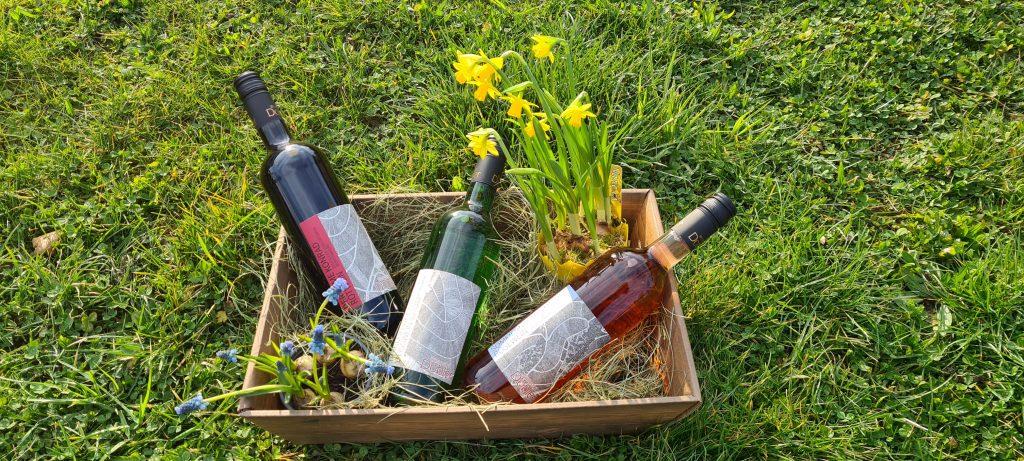 Oster-Päckchen mit Weingut Dobler Sommernachtstraum
